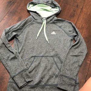 NWOT Adidas Climawarm Ultimate Hoodie